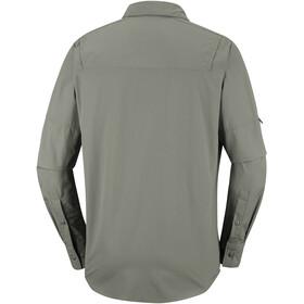 Columbia Silver Ridge II Camiseta de manga larga Hombre, cypress